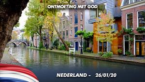 Ontmoeting met God - 26/01/20 - Nederland