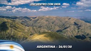 Encuentro con Dios - 26/01/20 - Argentina