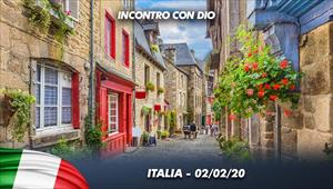 Incontro con Dio - 02/02/20 - Italia