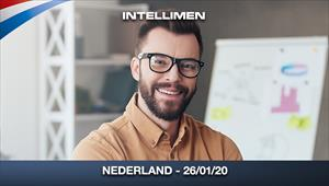 IntelliMen - 26/01/20 - Nederland