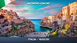 Incontro con Dio - 16/02/20 - Italia