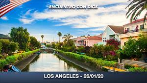 Encuentro con Dios - 26/01/20 - Los Angeles