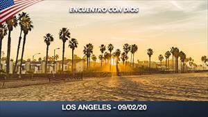 Encuentro con Dios - 09/02/20 - Los Angeles