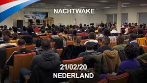 Nachtwake - 21/02/20