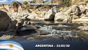 Encuentro con Dios 23/02/20 - Argentina