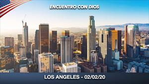 Encuentro con Dios - 02/02/20 - Los Angeles