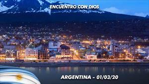 Encuentro con Dios 01/03/20 - Argentina