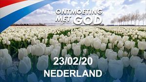 Ontmoeting met god - 23/02/20