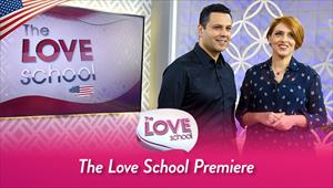 The premier of The Love School USA with Renato and Cristiane Cardoso - 03/07/20