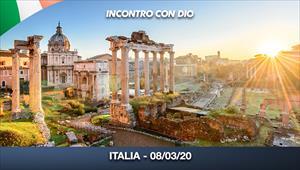 Incontro con Dio  - 08/03/20 - Italia