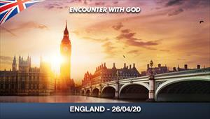 Be a servant of God - 26/04/20 - Encounter with God - England