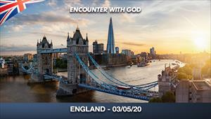Are you ready? - 03/05/20 - Encounter with God - England