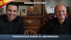 Enseñanzas sobre el matrimonio - Reunión de Pastores - 14/05/20