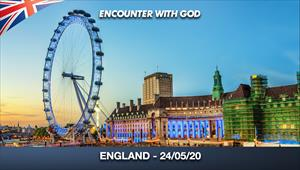 Narrow is the gate - Encounter with God - England - 24/05/20