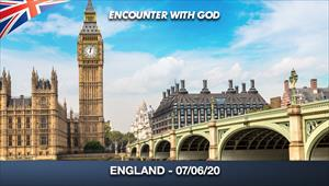How to see God's power in your life - Encounter with God - 07/06/20 - England