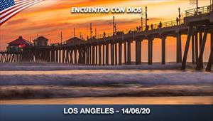 Encuentro con Dios - 14/06/20 - Los Angeles.