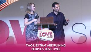 The love school - USA - 18/07/20 - Two lies that are ruining people's love lives