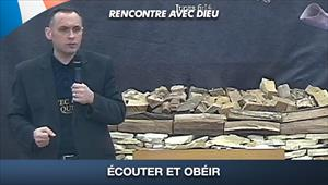 Écouter et obéir - Rencontre avec Dieu - 28/06/20 - France