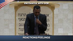 Reactions/Feelings - Encounter with God - 19/07/20 - Houston