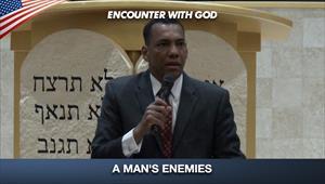 A man's enemies - Encounter with God - 12/07/20 - Houston