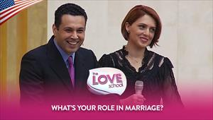 The Love School - USA - 12/09/20 - What's your role in marriage?