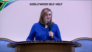 Godllywood Self Help - National Women's Day - South Africa - 10/08/20