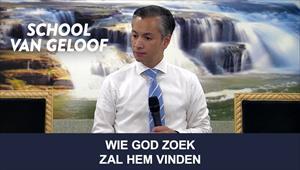 School van Geloof - 16/09/20 - Nederland