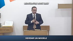 Devenir un modèle - Recontre avec Dieu - 13/09/20 - France