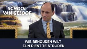 School van Geloof - 14/10/20 - Nederland