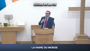 La haine du monde - L'école de la Foi - 26/08/20 - France