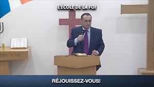 L'école de la Foi - Réjouissez-vous! - 07/10/20 - France