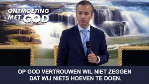 Ontmoeting met God - 01/11/20 - Nederland