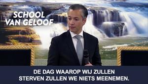 School van Geloof - 4/11/12 - Nederland