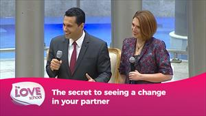 The Love School - USA - 05/12/20 - The secret to seeing a change in your partner