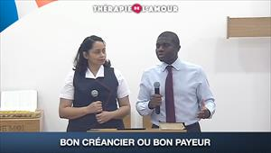 Thérapie de l'Amour - 17/09/20 - France - Bon créancier ou bon payeur