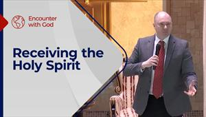 Receiving the Holy Spirit - Encounter with God - 20/12/20 - England