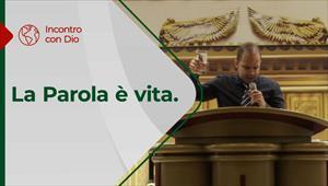 La Parola è vita - Incontro con Dio - 03/01/21