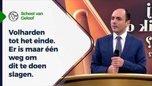 School van Geloof - 30/12/20 - Nederland