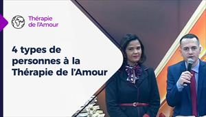 Thérapie de l'Amour - 31/12/20 - France - 4 types de personnes à la Thérapie de l'Amour