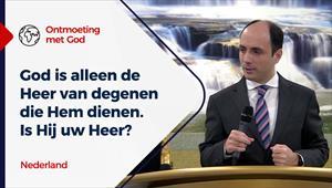 Ontmoeting met God - 03/01/21 - Nederland