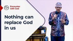 Nothing can replace God inside of us - Encounter with God - 06/12/20 - South Africa
