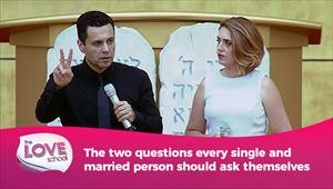 The love School - USA - 23/01/21 - The two questions every single and married person should ask themselves