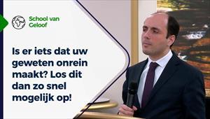 School van Geloof - 03/02/21 - Nederland