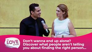 The love School - USA - 20/02/21 - Don't wanna end up alone? Discover what people aren't telling you about finding the right person…