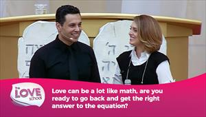 The love School - USA -13/03/21 - Love can be a lot like math, are you ready to go back and get the right answer to the equation?