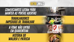 Entrelinhas - 28/03/21