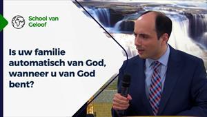 School van Geloof - 24/03/21 - Nederland