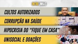 Entrelinhas - 04/04/21