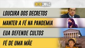 Entrelinhas - 11/04/21