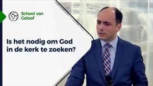 School van Geloof - 14/04/21 - Nederland
